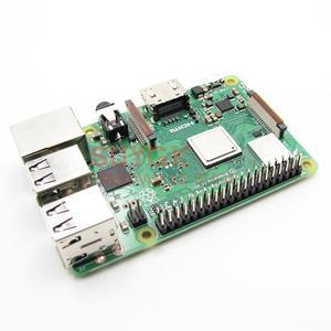 Image 4 - 2018 חדש מקורי פטל Pi 3 דגם B + בתוספת 64 קצת BCM2837B0 1 GB SDRAM WiFi 2.4/ 5.0 GHz Bluetooth PoE Ethernet PI 3B + PI3 B + בתוספת