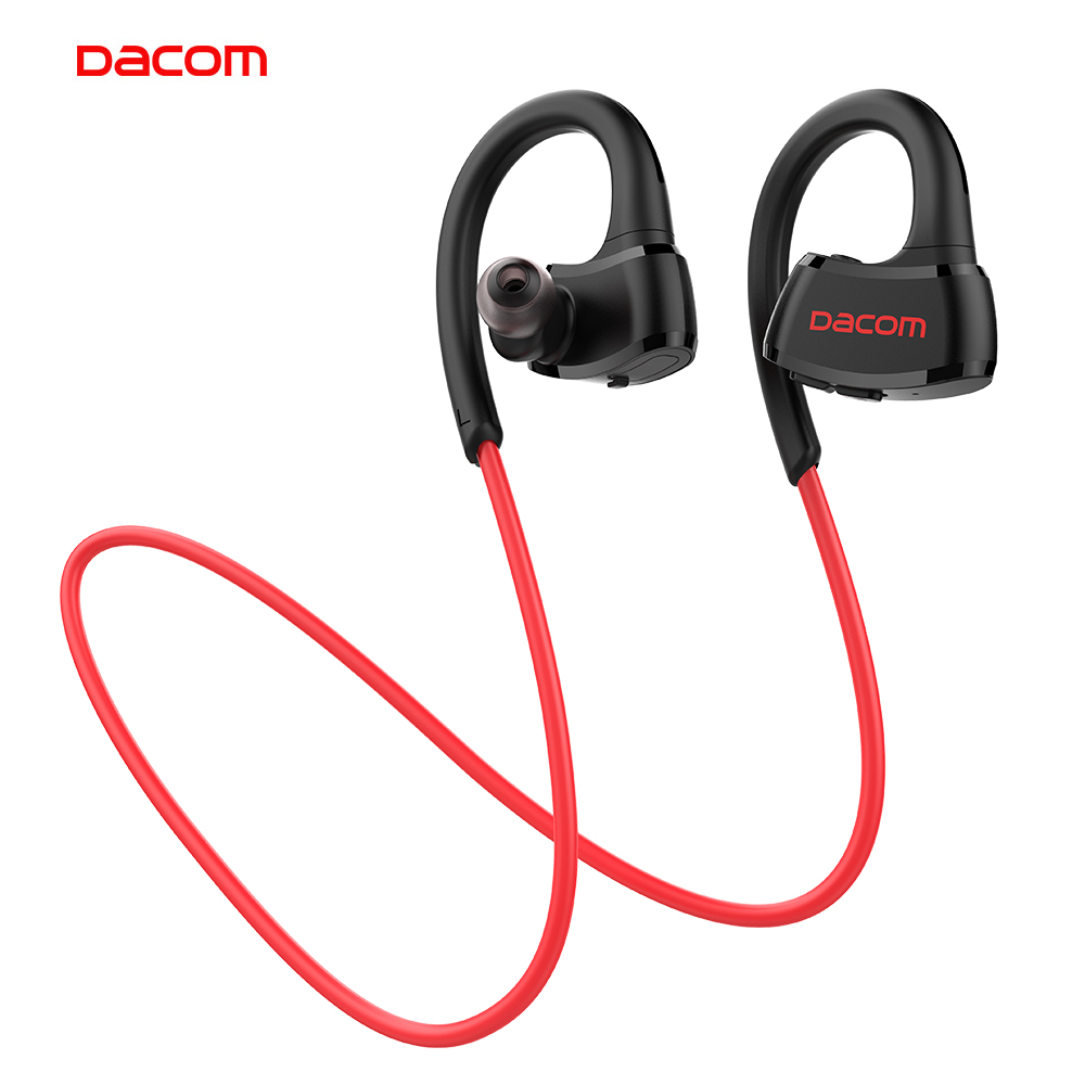 DACOM P10 MP3 Running In Ear Headphones Stereo Bluetooth Earphones Headfone Sem Fio Wireless Headset IPX7 Waterproof for Xiaomi