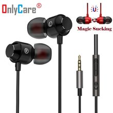 Magnetic Metal Heavy Bass Earpiece For Nokia 6233 6310i 8800 Headset Earphones Earbuds Fone De Ouvido(China)