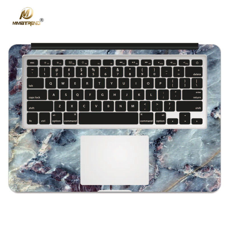 Mimiatrend Marble Vinyl Vinyl Skin Skin voor Apple Macbook Air Pro - Notebook accessoires - Foto 2