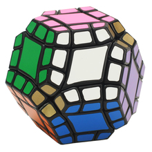YKLWorld 12 Axis Magic Cube Dodecahedron Magic Cubes Speed Cubo Educational Puzzle Game Learning Toys Children Gift (S0
