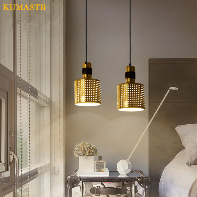 Kreative Multiholes Lampenschirm Hängelampe Schlafzimmer Nacht