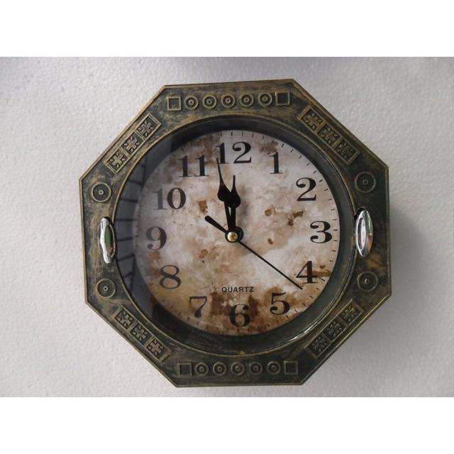 Wanduhren küche vintage wanduhr saat reloj de pared decoracion ...