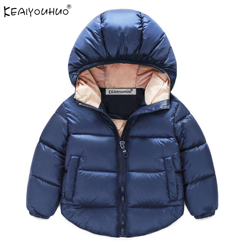 Boys Winter Coats Warm Down Jackets For Girls Children Clothing Boy Coats Hooded Girls Outerwear Kids Clothes 1 2 3 4 5 6 Years buenos ninos thick winter children jackets girls boys coats hooded raccoon fur collar kids outerwear duck down padded snowsuit