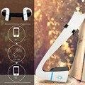 Ergonómico Auricular Inalámbrico Bluetooth 4.1 Auriculares de Conducción Ósea Del Oído Blanco
