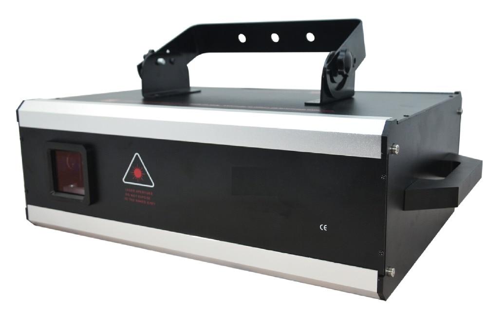 Besplatna dostava 3W lasersko svjetlo 3000mW RGB bijelo miješanje - Komercijalna rasvjeta - Foto 2