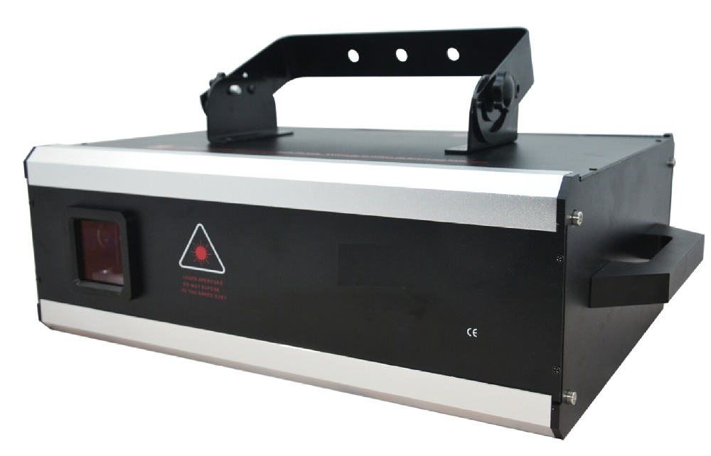Ücretsiz kargo 3 W Lazer Işık 3000 mW RGB Beyaz Mix Animasyon - Ticari Aydınlatma - Fotoğraf 2
