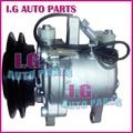 SV07E AC Compressor For Daihatsu charade hijet move kubota 447220-6771 447220-6750 447260-5540 4472206771 4472206750 3C581-97590