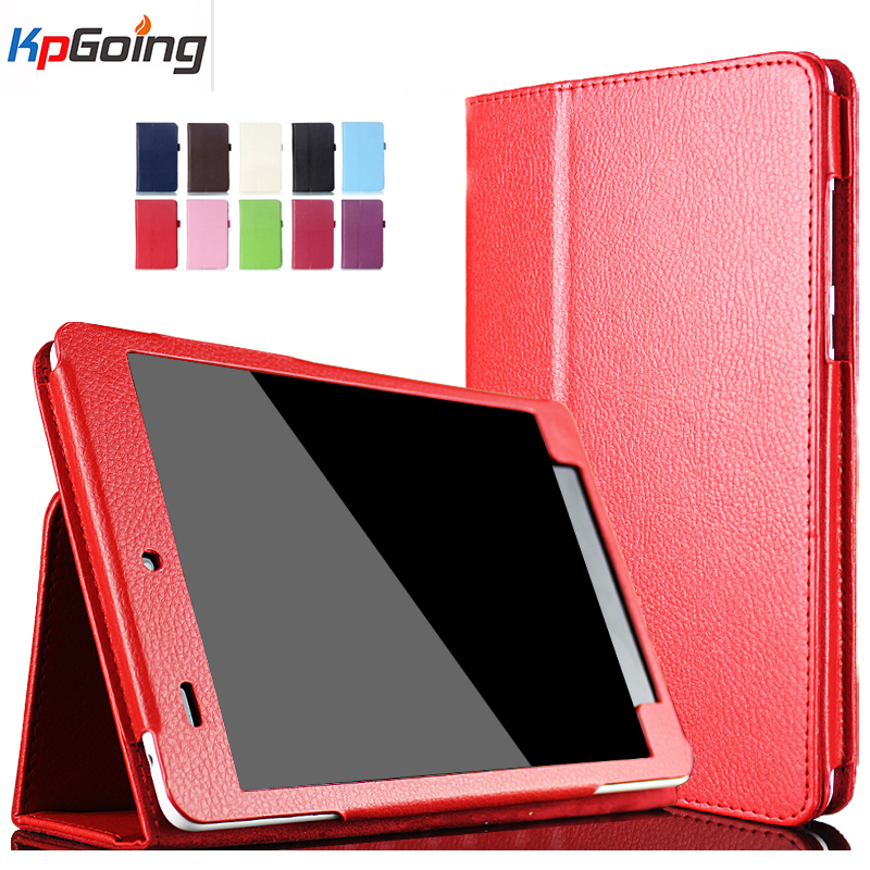 Solid Business Case for Xiao Mi Pad 1 for Xiaomi Mipad 1 Stand Case For Xiaomi Mi Pad1 Cover Luxury Flip Pu Leather for Mipad1