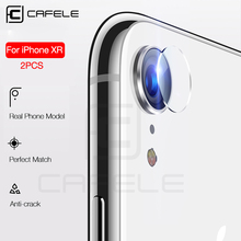 hot deal buy cafele camera lens screen protector for iphone xr hd clear camera tempered glass for iphone xr 6.1inch seamless covering
