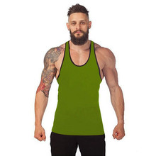 Men Summer black Flange cotton Vests orange yellow solid color black frame gym sports Active handsome Strong male slim casual active plain design sports hoodies in yellow