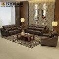 2019 новый дизайн Италия современная кожаная софа мягкая удобная гостиная диван из натуральной кожи в европейском стиле 321 сиденье L288A