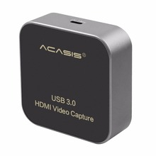 Card-Box Video-Capture Live-Stream HDMI Linux Game PS4 Os 1080P To Type-C for TV PC Usb-3.0