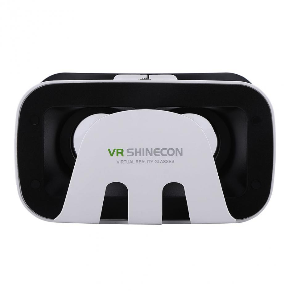 <font><b>VR</b></font> <font><b>SHINECON</b></font> <font><b>Virtual</b></font> <font><b>Reality</b></font> Headset Cardboard <font><b>Vr</b></font> 3D Box Pro Cardboard Helmet <font><b>Virtual</b></font> <font><b>Glasses</b></font> Goggles For Android IOS Phones 3D