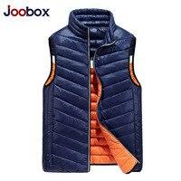Spring Warm Vest Men Sleeveless Jacket Windproof Warm Waistcoat Male Slim Mens Vest chalecos para hombre Big Size 3XL kamizelka
