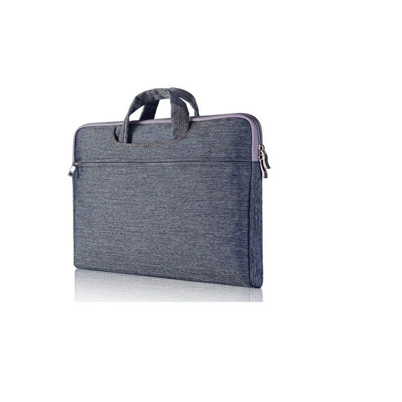 New Fashion Men 14.1 Inch Laptop Briefcase Bag Handbag Mens Women Oxford Briefcase Women Men Notebook Bag Case 14 Laptop Sleeve