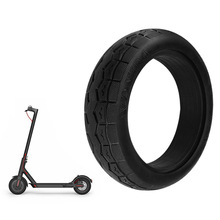 все цены на Upgraded For Xiaomi Mijia M365 Tyre Electric Scooter 1/2x2 Inner Tubes Solid tire Durable Damping Thick Wheels Solid Outer Tyres онлайн