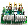 Frete Grátis 12 V 30 W DIY Kit Placa de Amplificador de Potência TDA2030A Dupla Pista