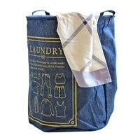 سلة للطي المنزلية للماء قماش الأطفال لعبة تخزين سلة الغسيل للطي تخزين منزل حفظ