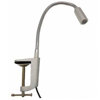2W FLEXIBLE CLAMP LED LIGHT