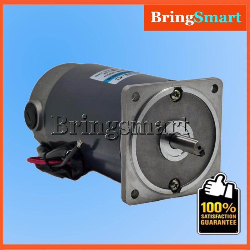 5d200gn cc dc 12 volt geared motors 1800rpm 200w 24v dc for High speed dc motors