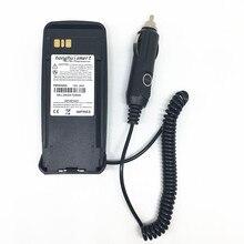 Input DC 12V car charger eliminator for Motorola XIR P8268 DP3400 P8200 XPR6350 XPR6550 DP3601 etc walkie talkie