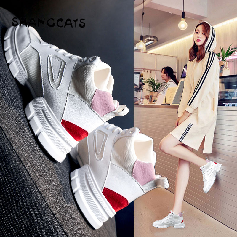 women vulcanized shoes winter autumn white sneakers new arrival high top zapatos de mujer fashion comfortable ladies shoes все цены