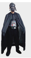 Darth Vader Anakin Skywalker Star Wars Darth Vader Costume Suit Kids Movie Costume For Halloween Party