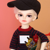 1/6 Full set BJD Dolls boys Fashion doll toy with clothes wigs Shoes cute Sweetest Gift for children birthday gifts