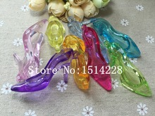Set 20pcs,acrylic Cute colorful heels. Resin/acrylic  Cabochon for Phone /jewelry/key chan pendant,DIY 32*60mm,Free shipping!