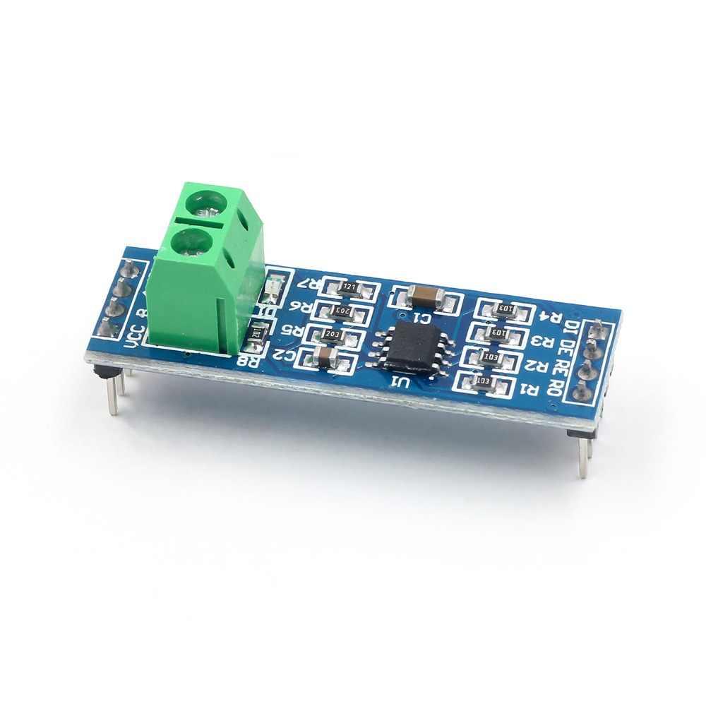 MAX485 Mô Đun RS-485 TTL Tiếp RS485 MAX485CSA Module Chuyển Đổi Vi Điều Khiển MCU Phát Triển Phụ Kiện