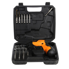 45 In 1 Rechargeable Wireless Cordless Electric Screwdriver Drill Kit Power Tool стоимость