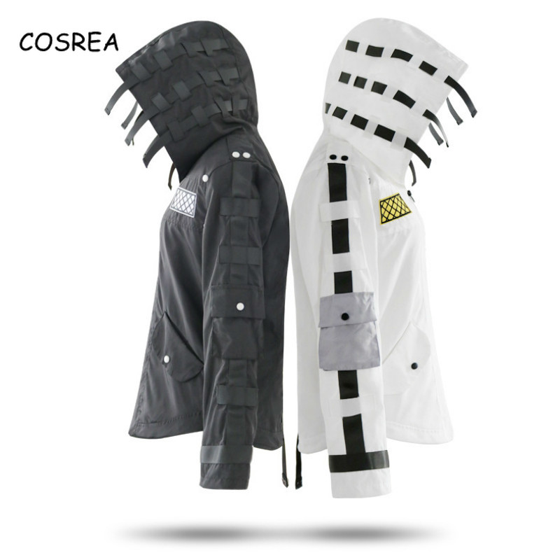 Cosplay Costume Ghillie Suit CS Sniper Jedi Survival Hunting White Black Uniform Sniper Jungle Military Training Women Men Kids