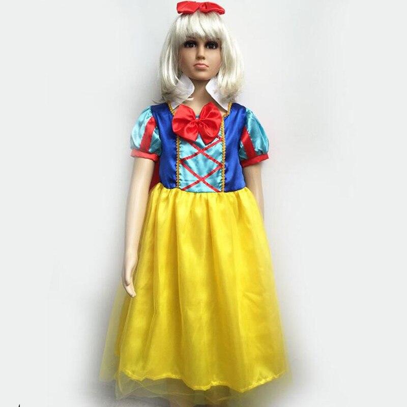 Halloween Girls Princess Fancy Dress Up Costume Outfits: Cosplay Children KidsCostumes Fancy Princess Dress