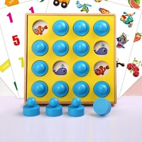 Children's educational toys 3-4-6 years old 7 children's interactive table games memory concentration training Toys
