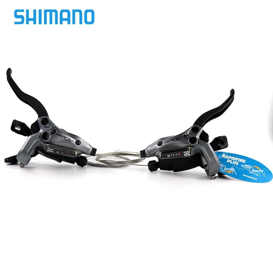 SHIMANO Alivio ST M4050 Shift Brake Lever Left&Right 3*9 27 Speed запчасть shimano alivio m4050 efcm4050cx002x