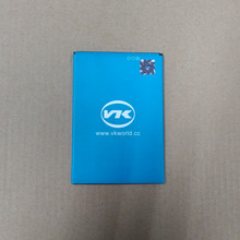 Vkworld VK700 Battery 100% Original 3200mAh Li-ion Battery Replacement For Vkworld VK700 Pro Smart Phone With In stock screen protector premium protective film for vkworld vk700 pro