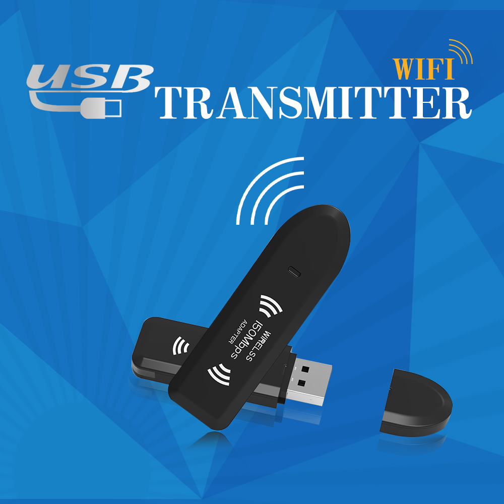 RaLink RT3070 Mini 150Mbps Wireless LAN USB WiFi Adapter WPS