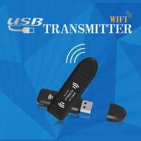 Mini 150M USB 2.0 WiFi scheda di rete Wireless Ralink RT3070 150Mbps wi-fi Wlan 802.11 n/g/ b Adapter con indicatore LED luce