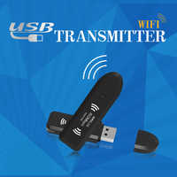 Mini USB de 150M 2,0 WiFi tarjeta de red inalámbrica de Ralink RT3070 150Mbps Wi-Fi Wlan 802,11 n/g/ adaptador b con luz indicadora LED