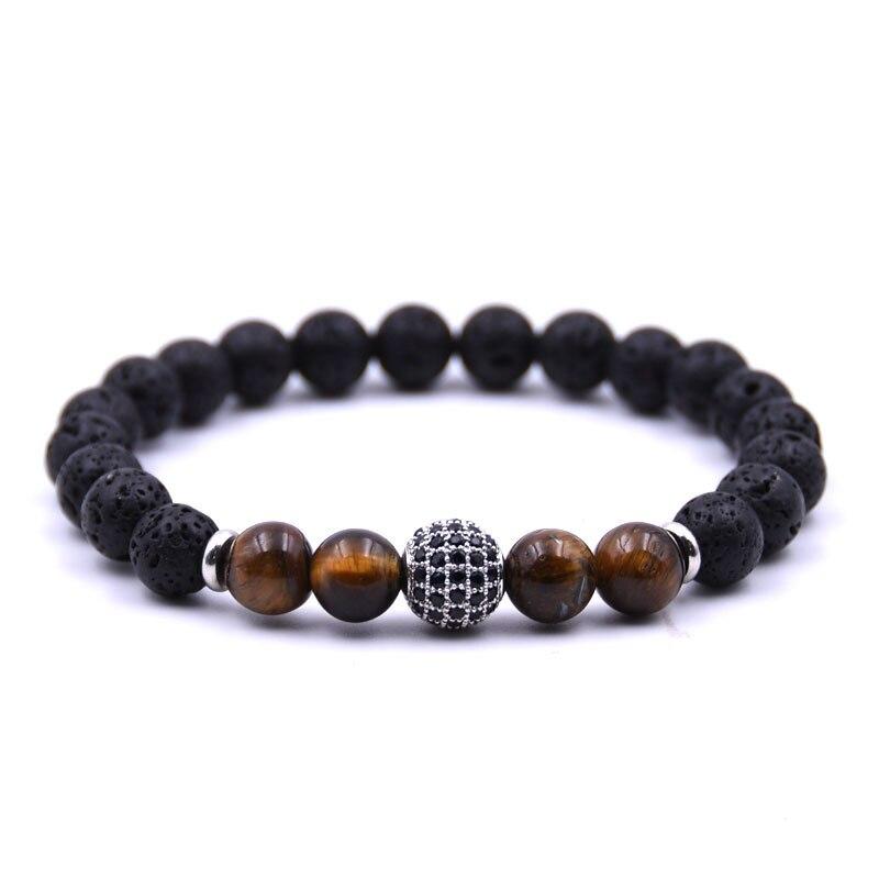 Lava Stone Bracelet (1)