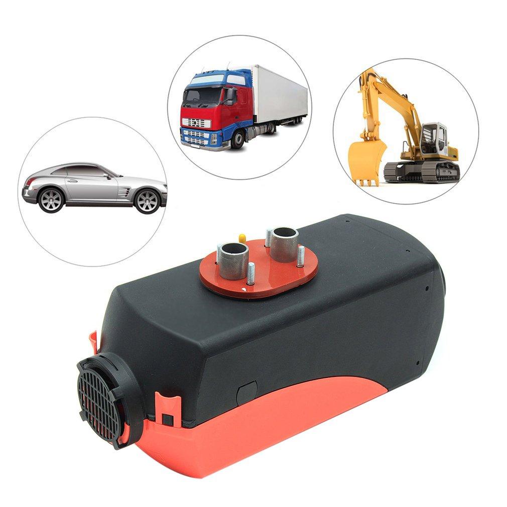все цены на Hot 5KW 12V Oil Fuel Heater Professional Air Parking Heater Low Emissions Universal Heating Device For Car Trucks Boat Bus онлайн