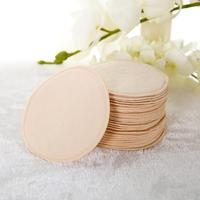 10 PCS Baby Feeding Breast Pad Pure Cotton Thin Breathable Washable Reusable Anti Milk Overflow Maternity Nursing Pad
