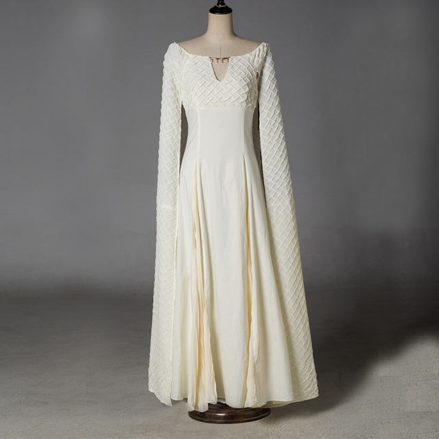 Daenerys Targaryen Cosplay Dress