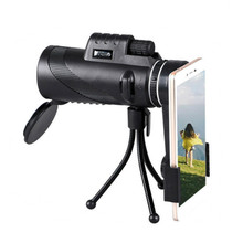 40X60 Wide Angle Optical Monocular Telescope Zoom Field Glasses Military HD Professional Hunting