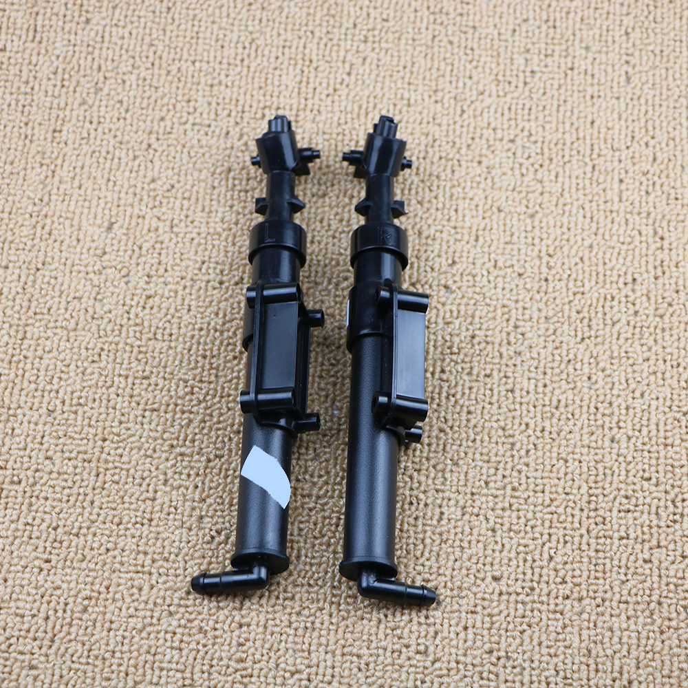 FOR VOLVO OEM 09-13 XC60 Left&Right Headlight Head light lamp Washer/wiper-Nozzle 31294407,31294406(China)