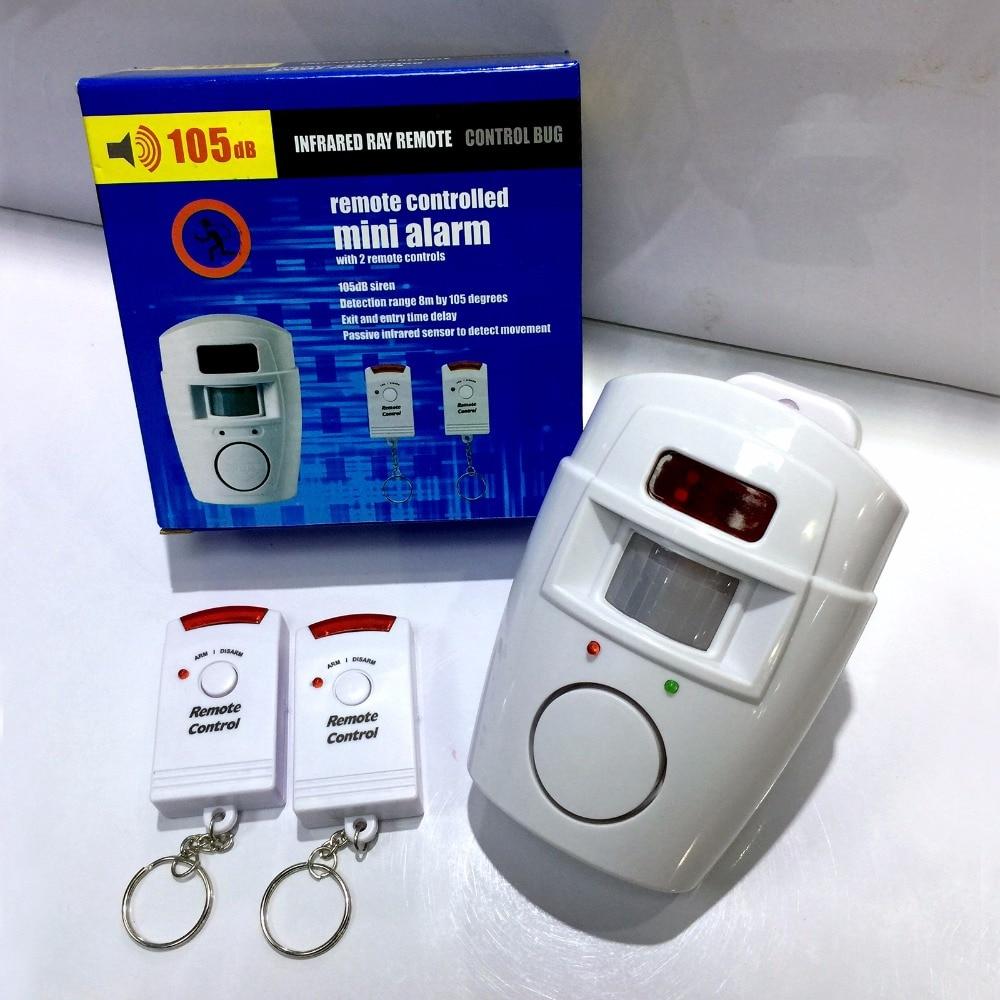 Local Alarm Monitoring