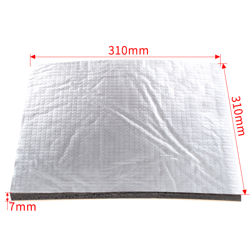 Heat Paper Insulation Cotton Foil and Self-adhesive 3D Printer Heat-bed Sticker as 3D Printer Parts 8