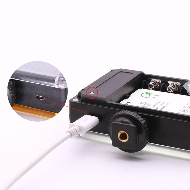 Ulanzi LED video rasvjeta foto rasvjeta na kameru Hot cipela - Kamera i foto - Foto 4