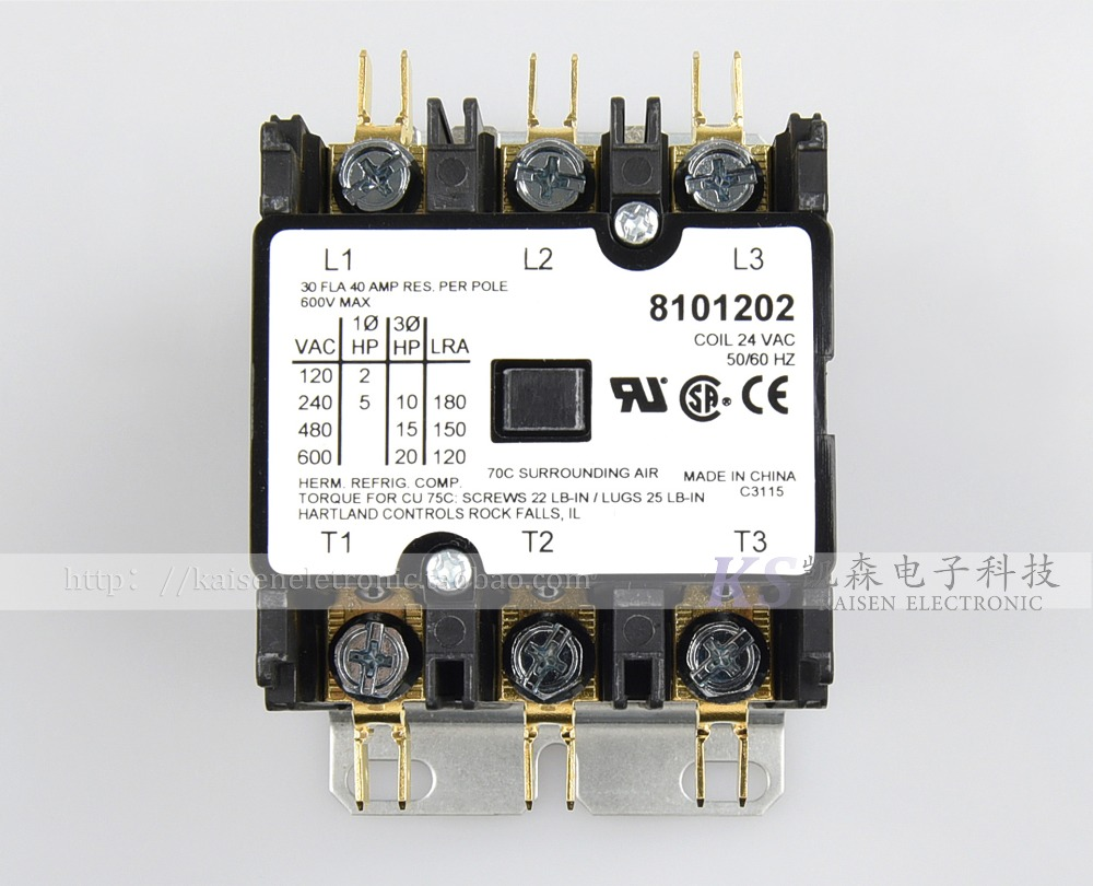 FRYMASTER fryer accessories HCC-3XQ042CY338T7 8101202 American three-phase AC contactor sayoon dc 12v contactor czwt150a contactor with switching phase small volume large load capacity long service life